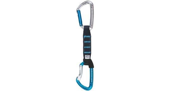 Climbing Technology Aerial Pro Set NY 12cm express set Pack of 5 blauw/zwart
